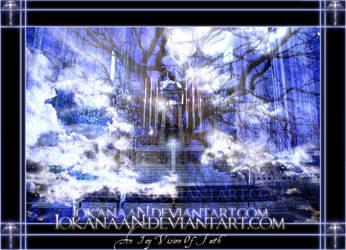 An Icy Vision of Faith by iokanaan