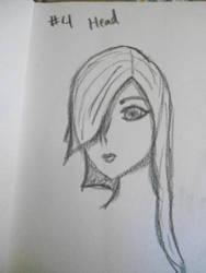 #4 Head by Amami-1