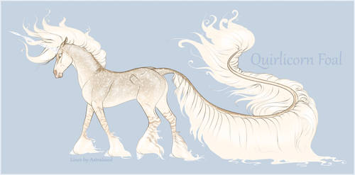 I040 Quirlicorn Import by kiinaikit