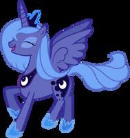 Luna High Res by goldenmercurydragon
