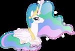 Celestia High Res by goldenmercurydragon
