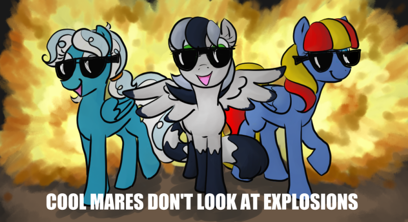 Pegasi Oh So Wrong by cyberhare