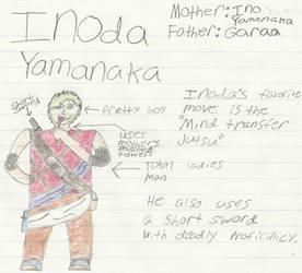 Naruto Child OC: Inoda Yamanaka by Blades252