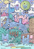crazy wonderland by sabocchia