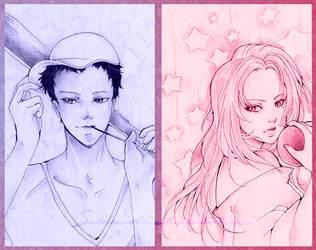 rosalie emmett by sabocchia
