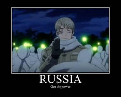 Motivation: Russia got Power by iBeci