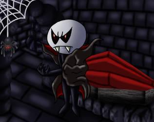 Vampire Stickman by eriscorps