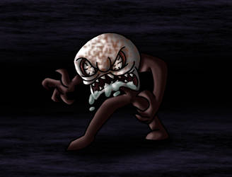 Monster Stickman by eriscorps