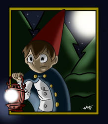 Wirt (Over The Garden Wall) by VirginityPower