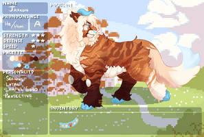 Jaxxon [Pouflon Reg] by Wereprincex