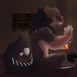 Werewolf Hunter [DTA Entry] by Wereprincex