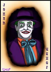 The Joker. by fantasiaart93