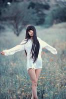 flyaway hair by carpeemorteem