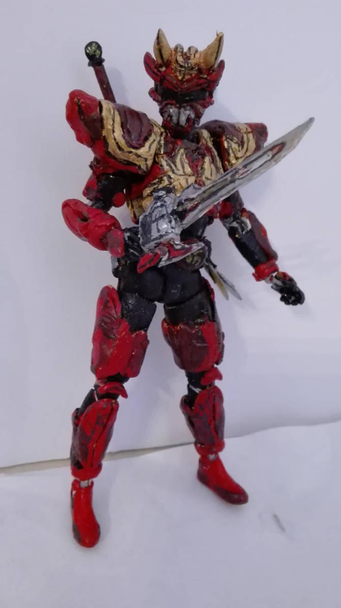 Sh armed
