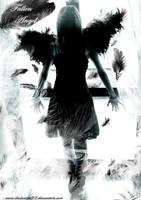 Fallen Angel by AlyTheKitten