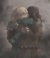 Last Hug by AlyTheKitten