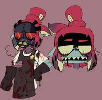 dead by tickula