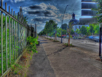 HDR avenue by Terichan