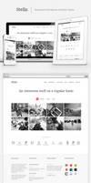 Stella Responsive Wordpress Portfolio Theme by vennerconcept