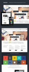 Evolux - Portfolio and Blog Wordpress Theme by vennerconcept