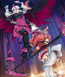 Magical Hana(s) by lostonezero