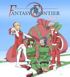 Fantasy Frontier Xmas 2013 Part 2 by lostonezero