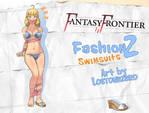 Fantasy Frontier Fashion 2 Swimsuits cover by lostonezero