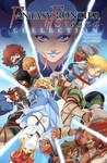 Fantasy Frontier Second Collection cover by lostonezero