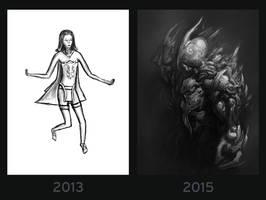 progress by malev01ence