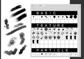 Folder Brushes by malev01ence