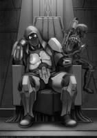 SWTOR: Dreadful Throne by hannelArt