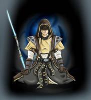 Jedi Consular by Lisella-Yos