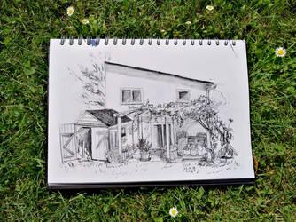 Summer by Philomartina