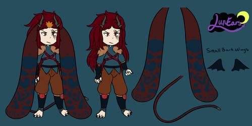 LunEar Custom by KiyasamatheInu