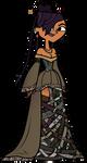 Cosplay Commission - Jen as Lulu by EvaHeartsArt