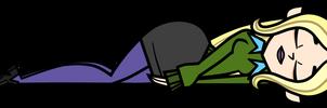 Sleep Tight - Commission by EvaHeartsArt