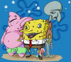 Spongebob by Tissues