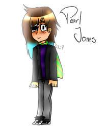 Pearl Jones by StrawberryDubstep1