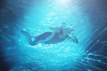 Deep Sea Girl - 5 by ImMuze