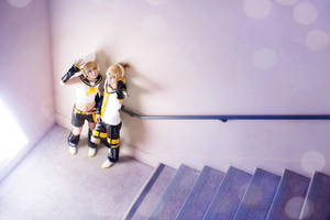 Vocaloid Twin: Rin n Len by ImMuze