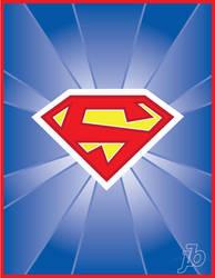 Superman Logo by BigBuddyWill