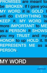 My Word by BigBuddyWill