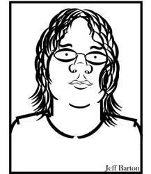 Typography Protrait of Me by BigBuddyWill