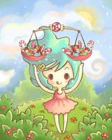 Libra: Zodiac by Miss-Rabbit