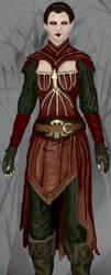 Vampire [The Elder Scrolls] (Copy) N1 by CitoVorleone