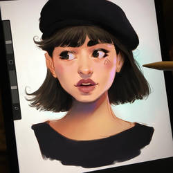 ProCreate Scribble by ericanthonyj