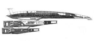 Normandy SR2 by Seigner