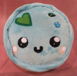 Mint Macaroon Plush by LiLMoon