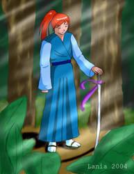 Kenshin by lania