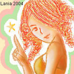 Lucky Star by lania